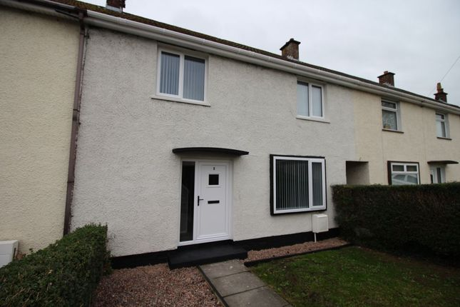 Thumbnail Terraced house to rent in Ashlea Bend, Dunmurry, Belfast