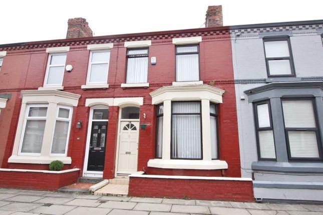 Thumbnail Terraced house for sale in Manton Road, Kensington, Liverpool