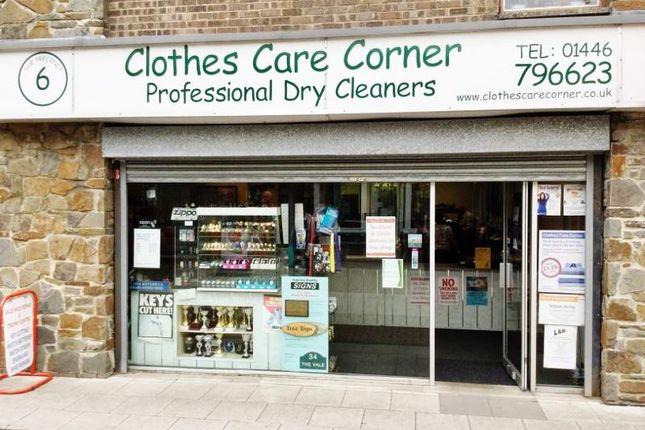 Thumbnail Retail premises for sale in The Precinct, Llantwit Major