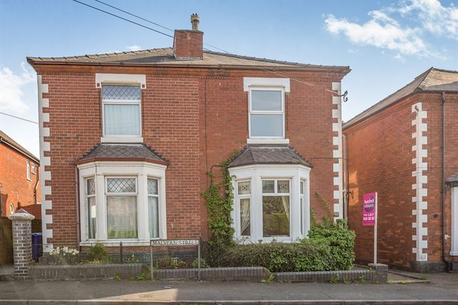 Thumbnail Semi-detached house for sale in Malvern Street, Stapenhill, Burton-On-Trent
