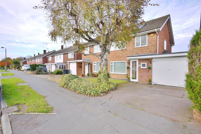 Thumbnail Semi-detached house for sale in Longfields, Ongar, Essex