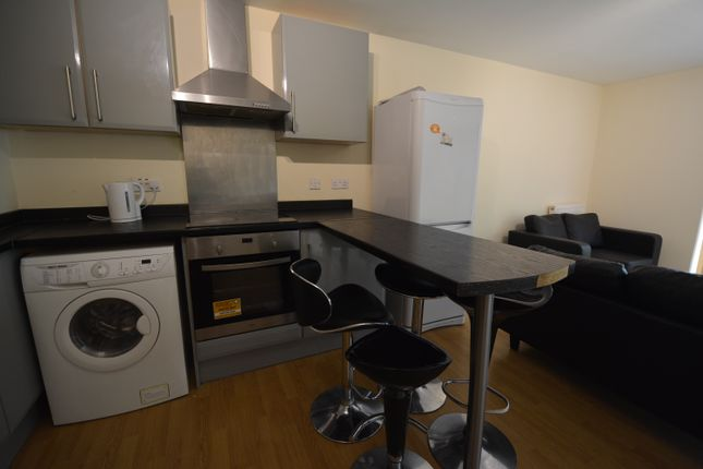 Thumbnail Shared accommodation to rent in Broomhall Street, Sheffield