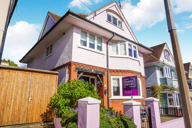 Thumbnail Detached house for sale in Seafield Road, Harwich