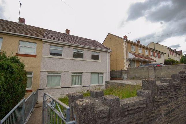 3 bed semi-detached house to rent in 73 Brynawel, Neath SA11