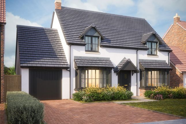 Thumbnail Detached house for sale in The Lacey, Hatterswood, Tanhouse Lane, Yate, Bristol
