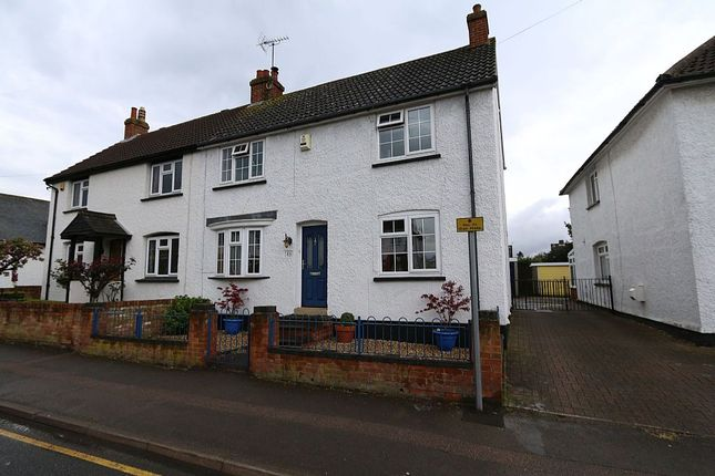 Thumbnail Semi-detached house for sale in House Lane, Church End, Arlesey, Bedfordshire