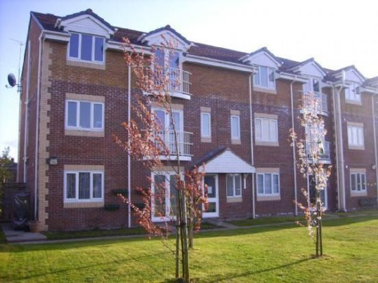 Thumbnail Flat for sale in The Quays, Burscough, Ormskirk, Lancashire