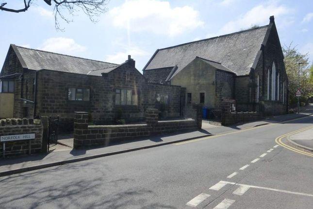 Thumbnail Land for sale in Grenoside Methodist Church, Sheffield