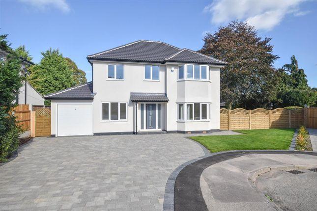 Thumbnail Detached house for sale in Village Close, Edwalton, Nottingham