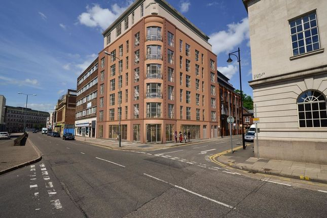 Thumbnail Flat to rent in Blenheim Court Church Street, Leicester