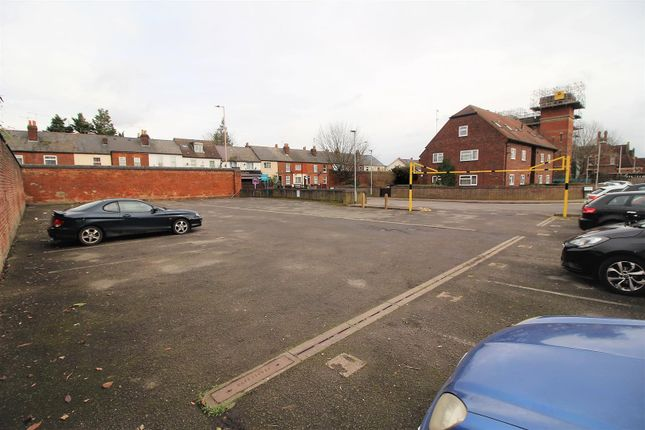 Residents Parking Area