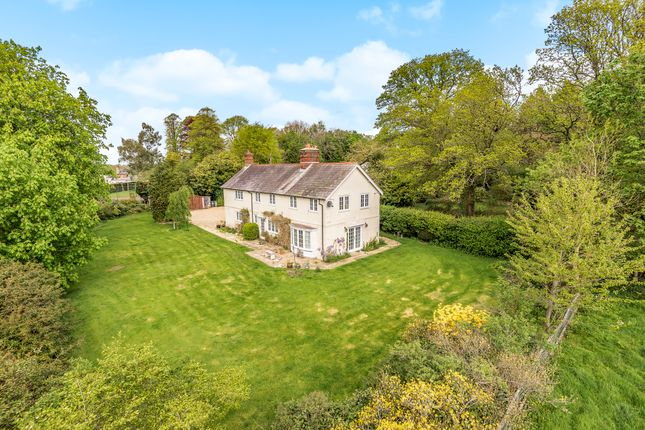 Thumbnail Detached house for sale in Old Odiham Road, Shalden, Hampshire