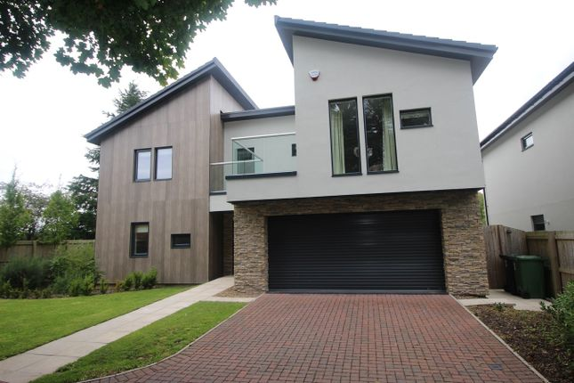 Thumbnail Detached house for sale in Fallowfield Gardens, Wetheral, Carlisle