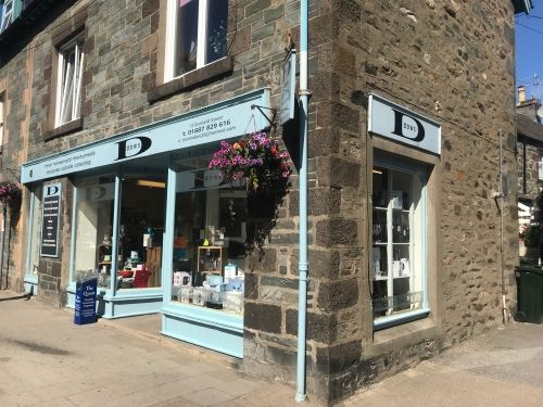 Thumbnail Retail premises for sale in Aberfeldy, Perth And Kinross
