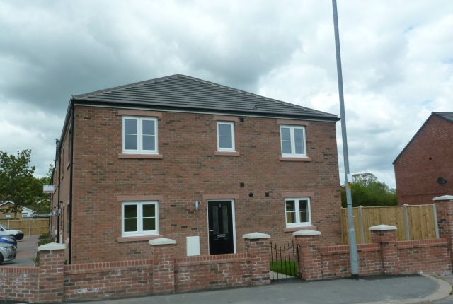 Thumbnail End terrace house for sale in Greenwood Court, Carlisle