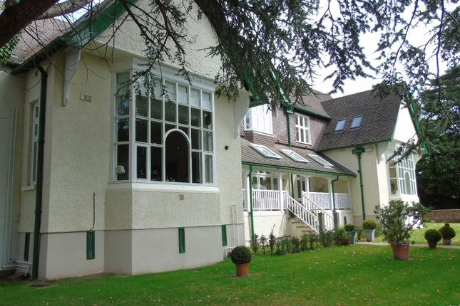 Thumbnail Flat for sale in Hereford Road, Monmouth