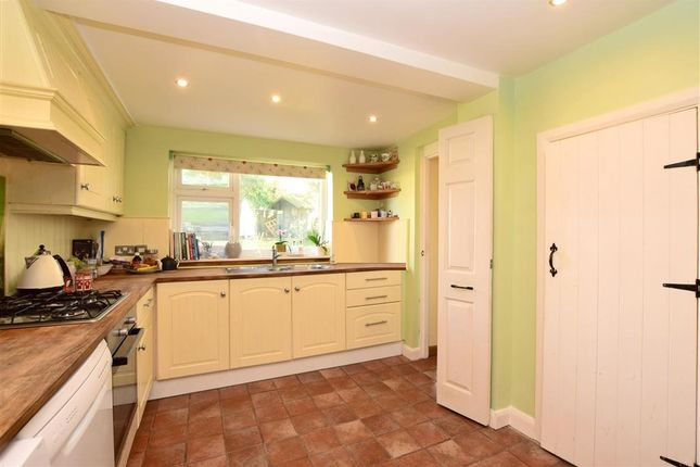 Kitchen of High Street, Findon Village, West Sussex BN14
