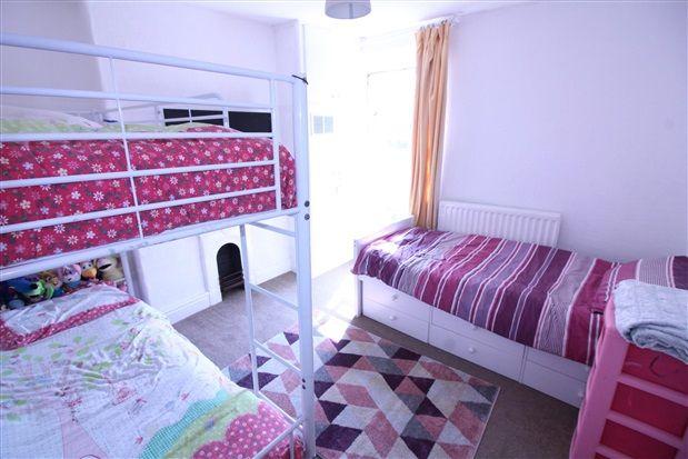 Bedroom Two of Beaumont Street, Lancaster LA1