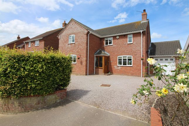 Thumbnail Detached house for sale in Panxworth Road, South Walsham, Norwich