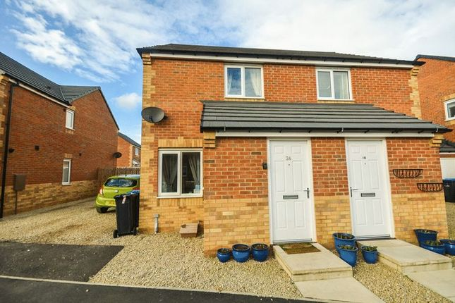 Thumbnail Semi-detached house for sale in 26 St. Anthonys Road, Middlesbrough