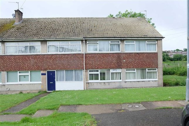 Thumbnail Flat for sale in Maple Close, Barry, Vale Of Glamorgan