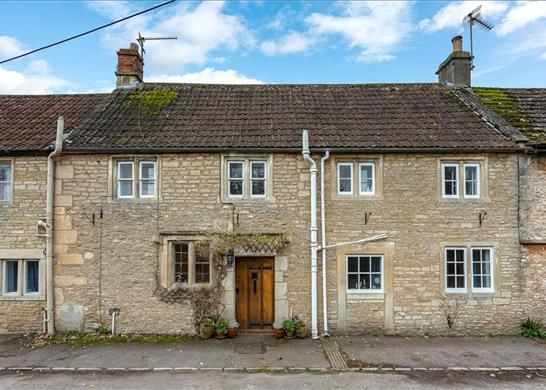 Thumbnail Terraced house for sale in Church Street, Melksham, Wiltshire