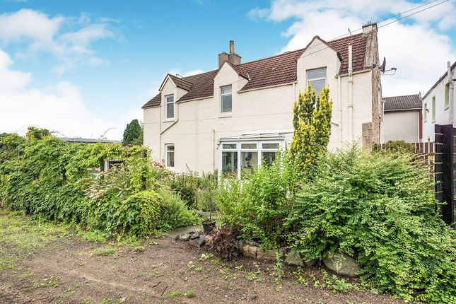 Thumbnail Flat for sale in Main Street, Hillend, Dunfermline, Fife
