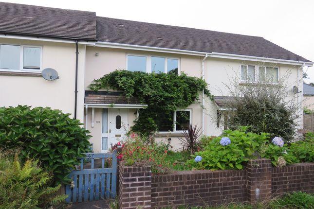 Thumbnail Terraced house for sale in New Park, Horrabridge, Yelverton