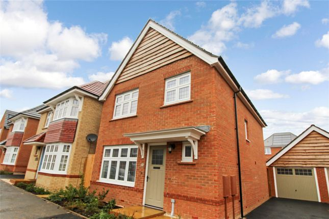 Thumbnail Detached house to rent in Farnley Road, Hamilton, Leicester