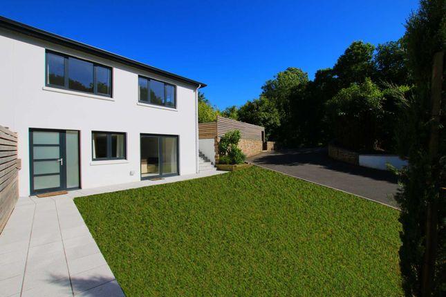 Thumbnail Semi-detached house to rent in La Route De Beaumont, St. Peter, Jersey