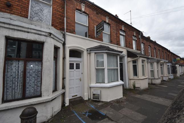 Thumbnail Terraced house to rent in Tates Avenue, Belfast