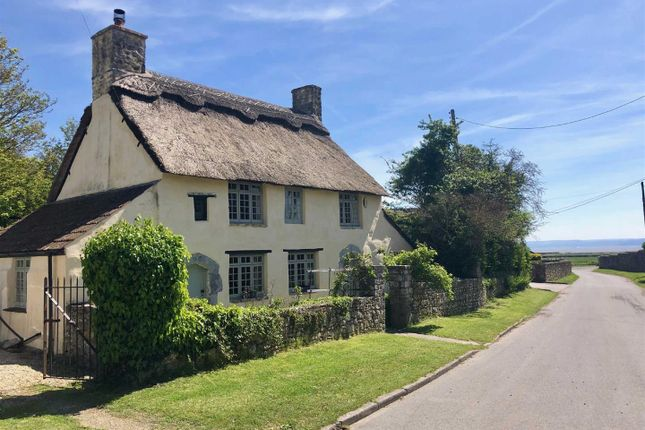 Thumbnail Cottage for sale in Gileston, Barry
