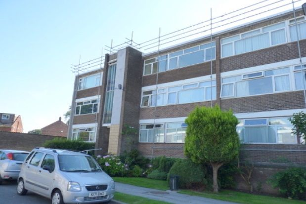 Thumbnail Flat to rent in Hornby Road, Bromborough, Wirral