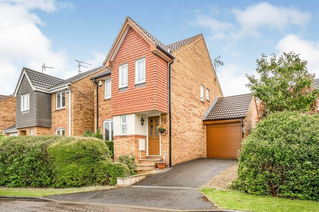 Detached house for sale in Robbins Court, Emersons Green, Bristol
