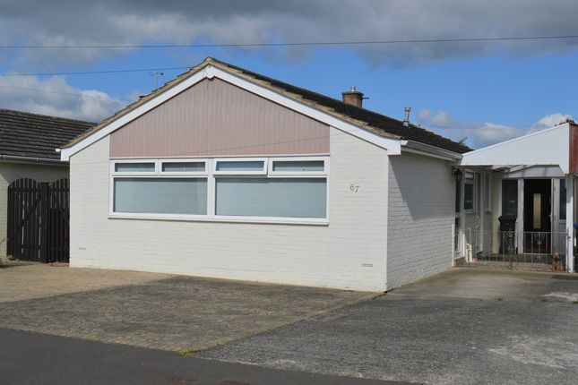 Thumbnail Detached bungalow for sale in Longford Road, Melksham
