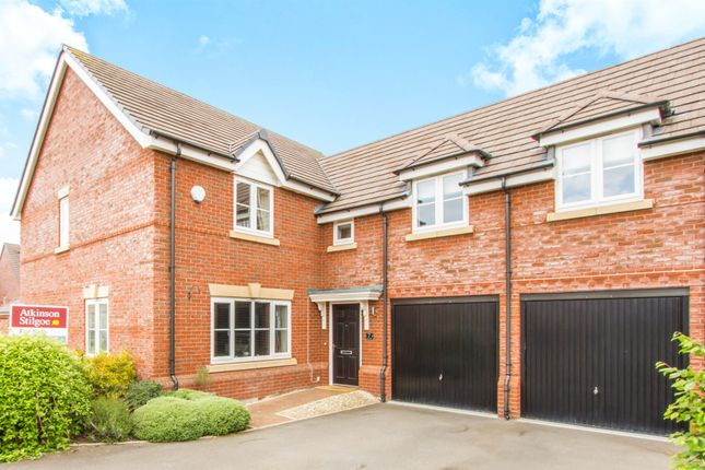 Thumbnail Detached house for sale in Letitia Avenue, Meriden, Coventry