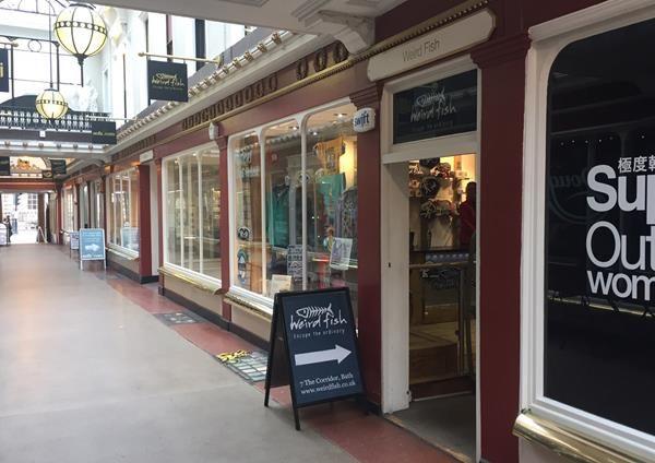 Thumbnail Retail premises to let in 7, The Corridor, Bath
