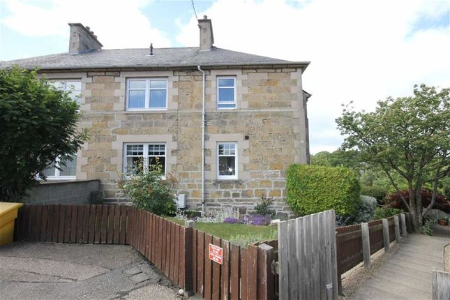 Thumbnail Flat for sale in Braco Place, Elgin