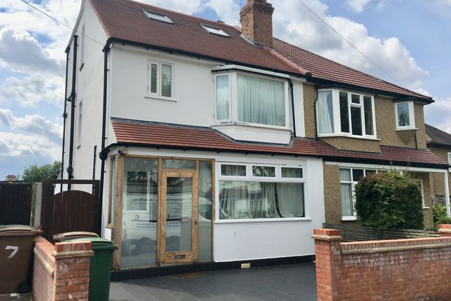 Thumbnail Semi-detached house for sale in Fieldsend Road, Cheam