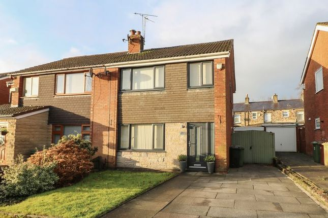 3 bed semi-detached house for sale in Seymour Drive, Bromley Cross, Bolton