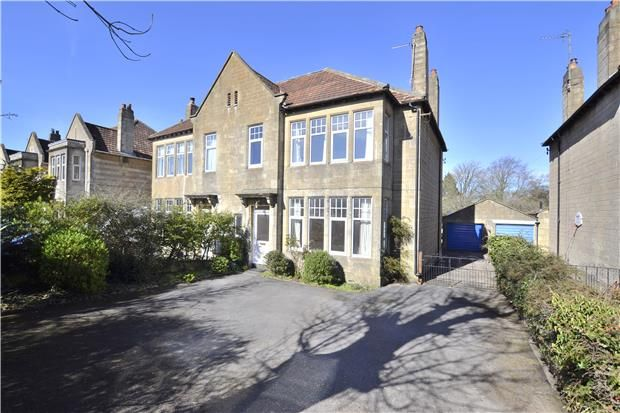Thumbnail Semi-detached house to rent in Bradford Road, Combe Down, Bath, Somerset