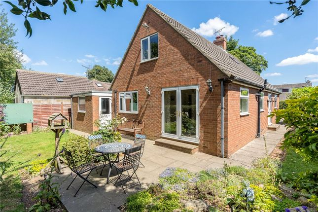 Thumbnail Detached bungalow for sale in Kirk Lane, Tockwith, York, North Yorkshire