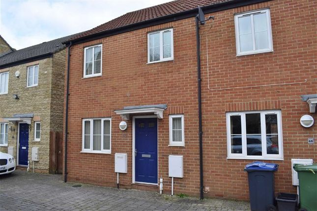 Thumbnail Semi-detached house for sale in Zander Road, Calne, Wiltshire
