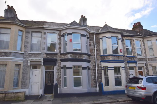 Thumbnail Terraced house for sale in Langstone Road, Peverell, Plymouth