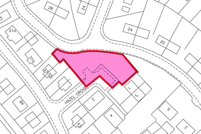 Land for sale in Plot 4 At Hazel Grove, Stranraer DG90Dn