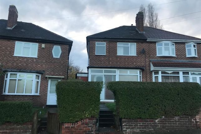 Thumbnail Semi-detached house to rent in Burford Road, Kingstanding, Birmingham