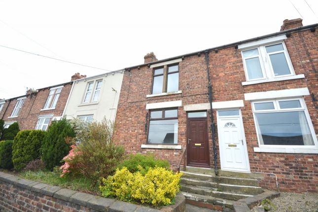 Thumbnail Terraced house to rent in Rock Terrace, New Brancepeth, Durham