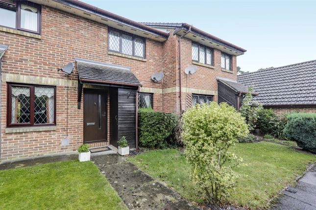 Thumbnail Terraced house for sale in Marigold Close, Crowthorne, Berkshire