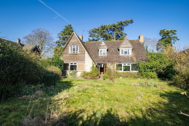 Thumbnail Detached house for sale in Glebe Close, Moulsford, Wallingford
