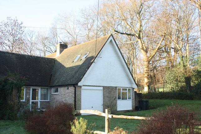 Thumbnail Semi-detached bungalow for sale in Brightling Road, Robertsbridge